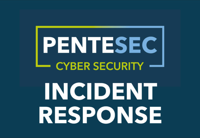 Pentesec Cyber Security Consultants now offer Check Point Incident Response Managed Services