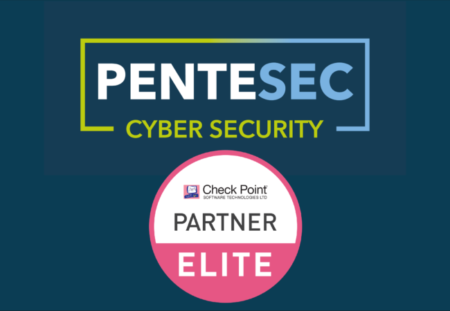 Pentesec Cyber Security Go Beyond The Stars as a Check Point Elite Partner