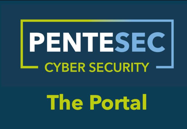 The Pentesec Portal