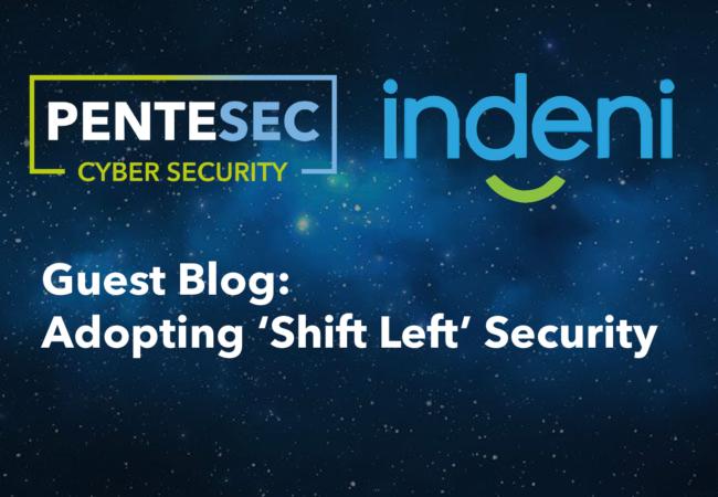 Adopting Shift Left Security